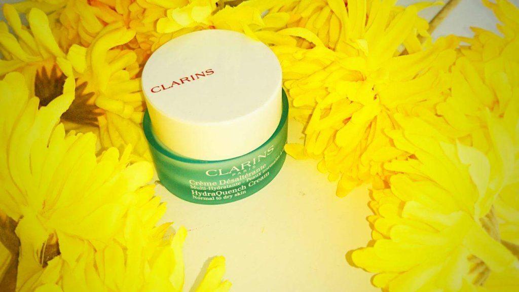 Clarins hydra-quench cream