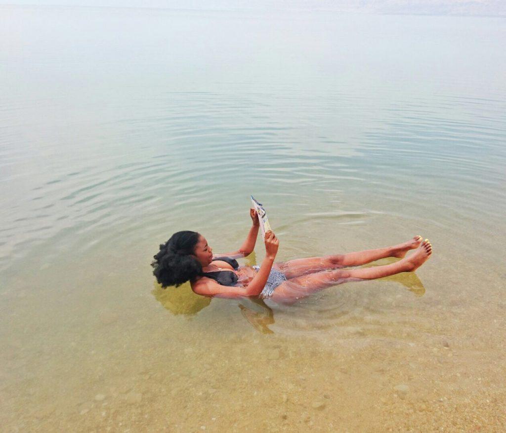 DEAD SEA - PETRA