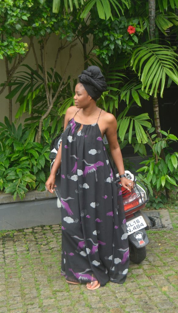 Urban revivo maxi dress
